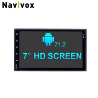 Navivox 7 Android 7 1 Radio Car 2 Din Full Touch 2G 32G Universal GPS Navigation