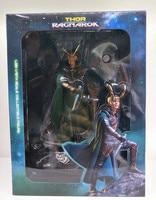 Thor Ragnarok Loki Action Figure 1/10 scale painted figure Fighting Scene Ver. Loki PVC figure Toy Anime