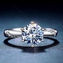 [MeiBaPJ moissanita, quilates superventas, Comparable a los diamantes, artesanía exquisita