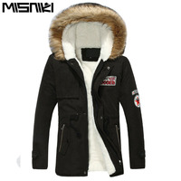 Hot Selling Autumn Winter Parka For Men Hooded Casual Slim Men S Winter Jacket Coat 6