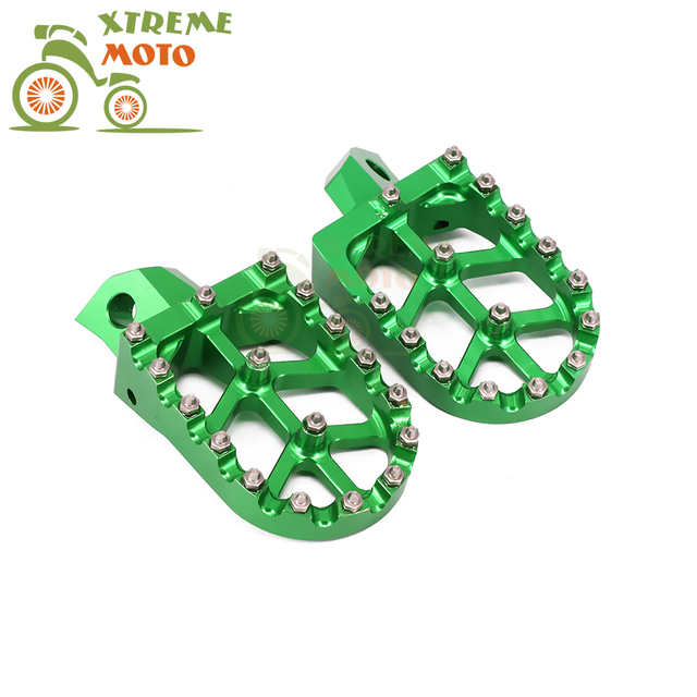 Aliexpress.com : Buy Aluminum Motorcycle FootRest Footpegs