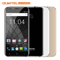 Four Lens Shoot Oukitel New Mobile U22 Smartphone 5 5inch Android 7 0 2700mAh HD MTK