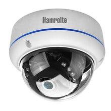 Камера видеонаблюдения ONVIF, Антивандальная камера, 1080P, 20fps, 960P/720P, 25fps, функция ночного видения, опциональный модуль POE