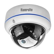 كاميرا ONVIF IP كاميرا خارجية مضادة للتخريب 1080P 20fps 960 P/720 P 25fps للرؤية الليلية كاميرا مراقبة IP POE وحدة اختيارية