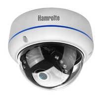 ONVIF IP Camera Outdoor Vandal-proof Camera 1080P 20fps 960P/720P 25fps Nightvision Surveillance IP Camera POE Module Optional