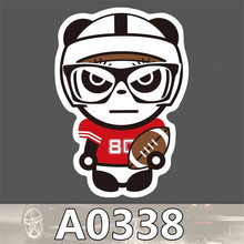 A0338 Spoof Anime Punk Cool Sticker for Car Laptop Luggage Fridge Skateboard Graffiti Notebook Scrapbook Bicycle Stickers Toy