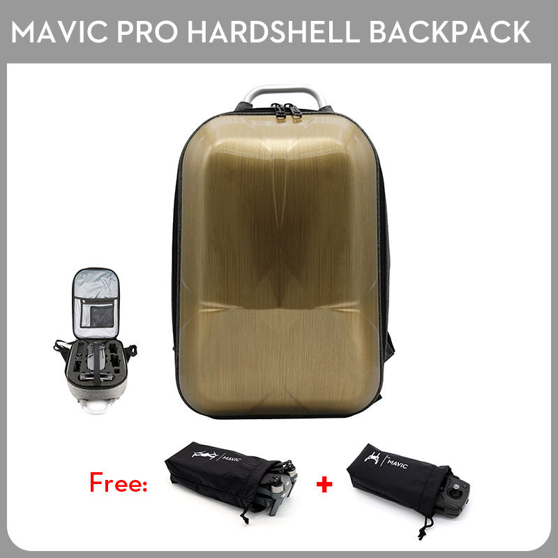 New Mavic Pro Carrying Case Waterproof HardShell Case Mavic pro Backpack with EVA Insert Storage Battery Bag for DJI Mavic Pro эспадрильи el tempo el tempo el072awaaqt0