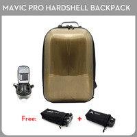 Yeni Mavic Pro Taşıma çantası Su Geçirmez HardShell Durumda Mavic pro EVA Ekle Depolama Pil ile sırt çantası Çanta için DJI Mavic Pro