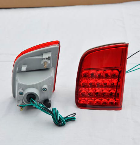 Chuangxiang LED Tail Fog Lamp For Toyota Land Cruiser 200 LC200 Accessories 2008 2015