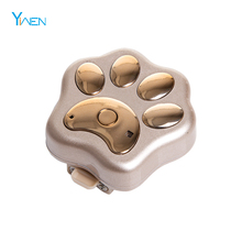 Yiwen Free Delivery Free GPS Monitoring Software program Entry LED Gentle Mini Pet Collar 3G WCDMA 850 900 1900 2100 MHZ GPS Tracker GV30