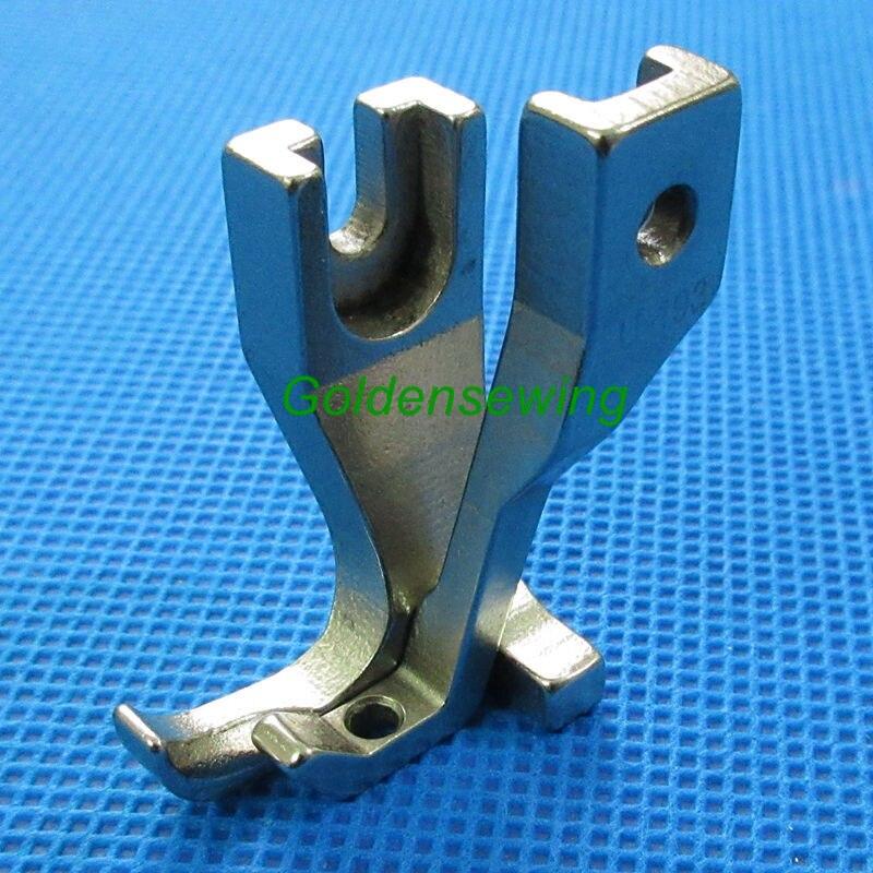 Left Toe Zipper Foot Highlead GC0318-1 Walking Foot