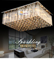Современные большие роскошные Хрустальные потолочные светильники для отеля  вилла  подвесной светильник для гостиной  потолочный светильн...