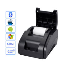 Prime quality  Thermal printer 58mm pos printer wholesale Thermal recepit printer with Bluetooth+USB