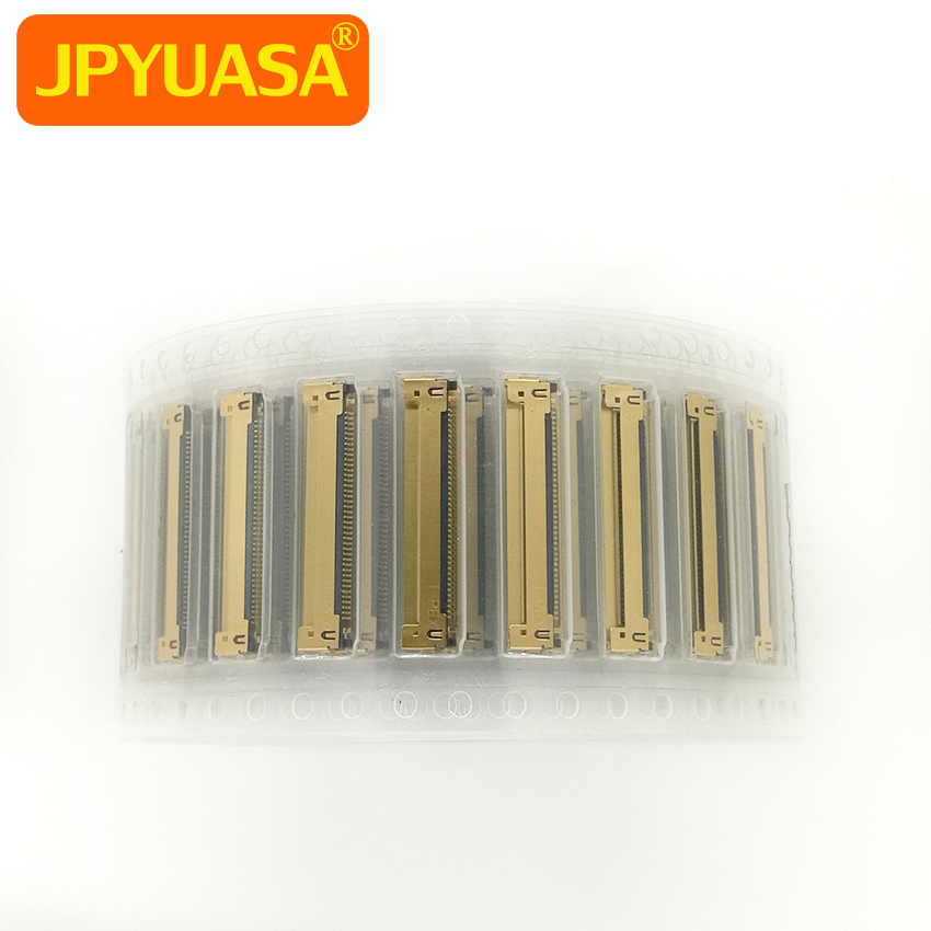 50 PCS New I-PEX LCD LED LVDS Cable Connector For Macbook Pro 15 A1286 17 A1297 2008 2009 2010 2011 2012 100pcs lot 13inch 15inch 17inch for macbook pro a1278 a1286 a1297 bottom cover rubber feet
