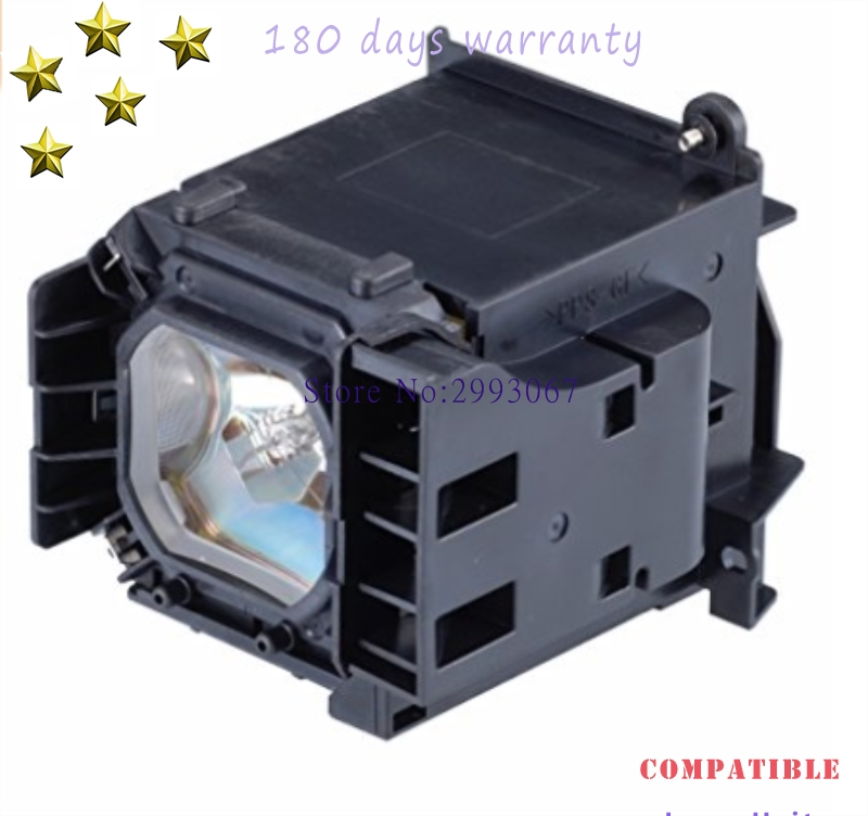 Free Shipping NP01LP Replacement Projector Lamp with Housing for NEC NP1000 NP1000G NP2000 NP2000G Projectors