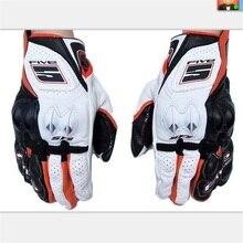 БЕСПЛАТНАЯ ДОСТАВКА ПЯТЬ кожаные перчатки мотоцикла гоночные перчатки велосипедные перчатки внедорожных мотоциклов перчатки
