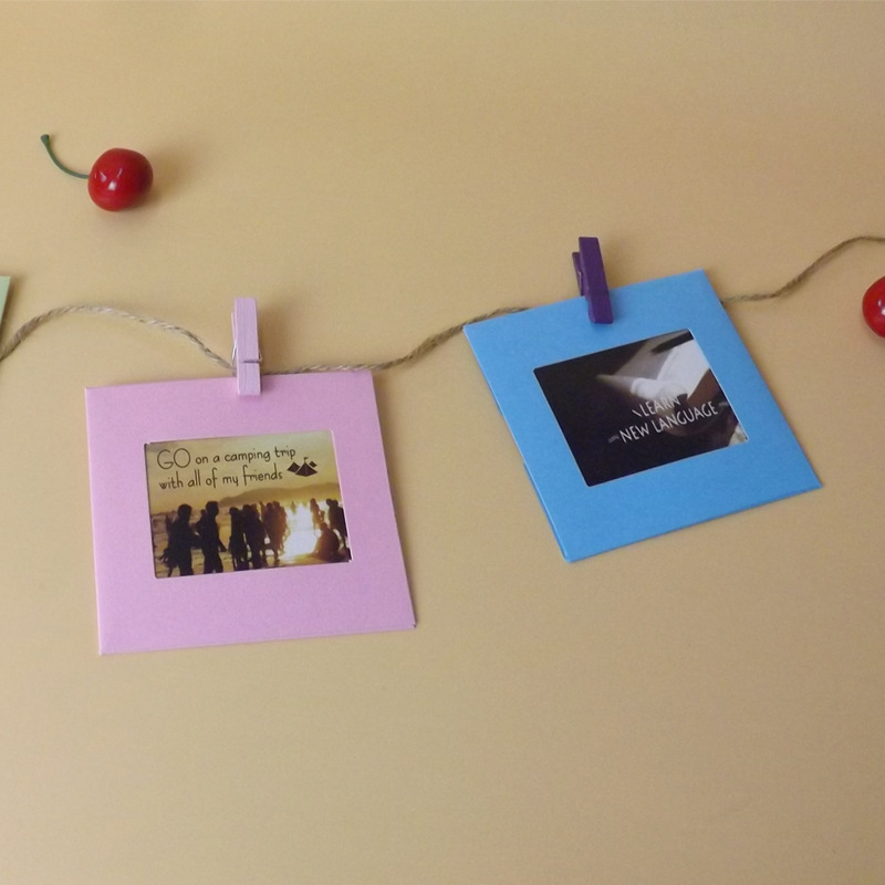 Diy Paper Photo Frame Stand | Frameswall.co