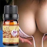 10ml Breast Enlargement Essential Oil for Breast Growth Big Boobs Firming Massage Oil Beauty Products for Women Butt Enhancement Beauty Essentials