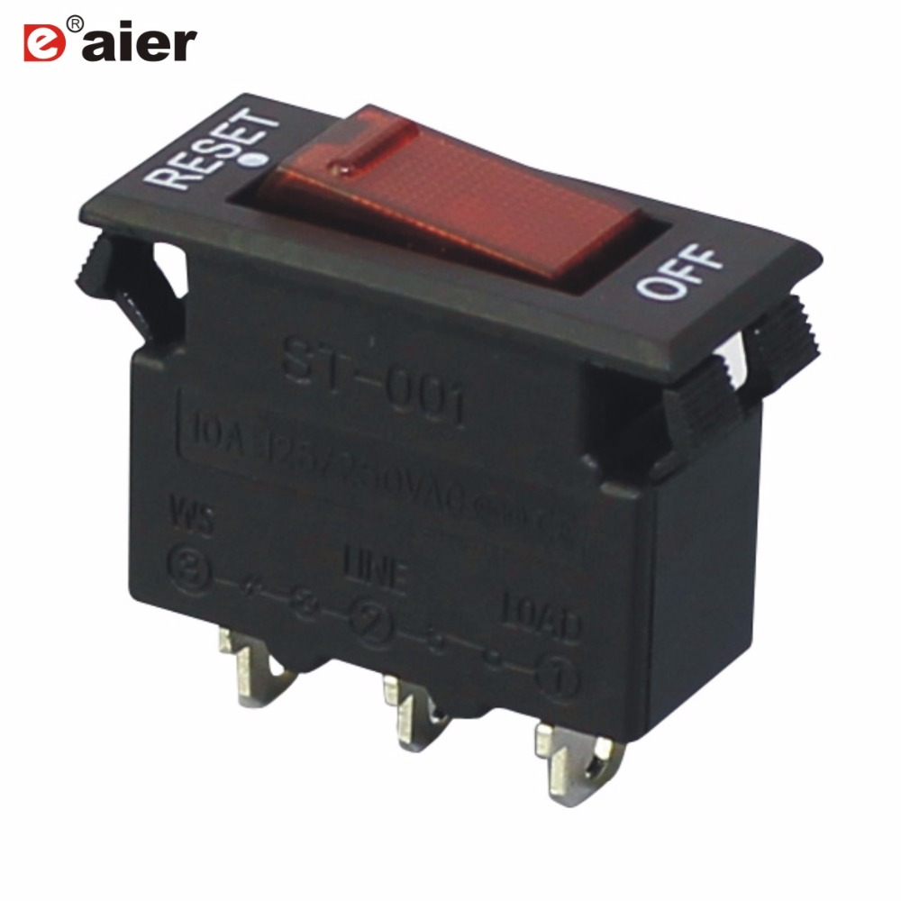 5pcs Mts 403 Miniature Toggle Switch Rocker Switches High Quality Pole3positionpanelpcbwiringrotaryswitch2230jpg 220v Red Button 3 Pins Circuit Breaker Current Overload Protector 5a 250vac With