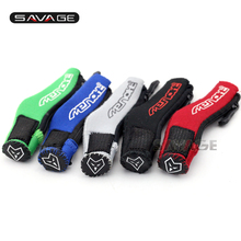 For BMW S1000RR HP4 S1000R For Benelli BN300 BN600 Motorcycle Pedal Gear Shift Cloth Sock Cover Boot Shoe Protector