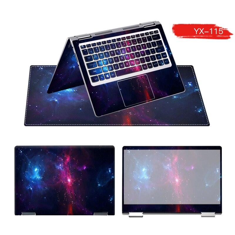 Laptop Sticker Mouse Pad Sets Skin for HP EliteBook 840/8530w/8740w/2530P/8470p/2740/CQ 43/436/42/40/45/431/6520S/6930P/1000