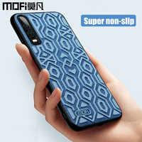 Funda trasera de silicona antideslizante para Huawei P30, funda protectora MOFi original a prueba de golpes para teléfono, fundas p30y P30 Pro