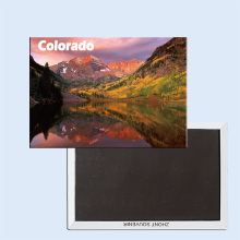Maroon Bells Aspen Colorado USA 24335 Fridge Magnet