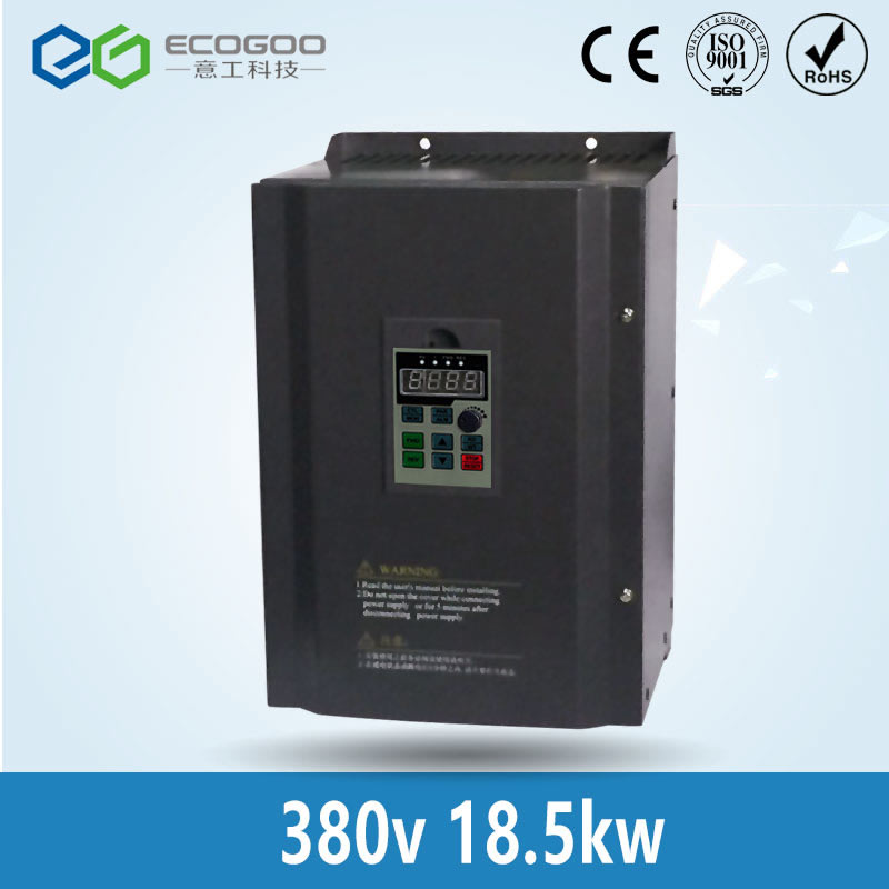380V 18.5kw Three Phase Low Power Frequency Inverter for Water Pump цена и фото