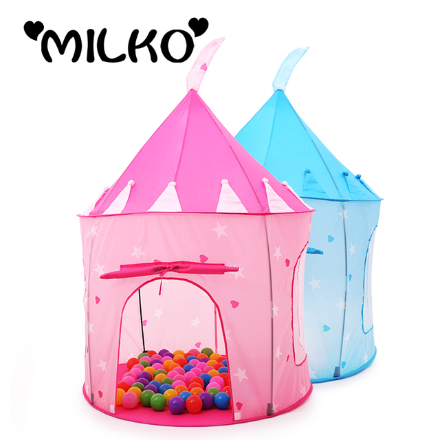 Safety Kids Teepee Huge Play Tents Princess Castle Tent for Children House Yard Stress Outdoors Baby  sc 1 st  AliExpress.com : tent safety - memphite.com