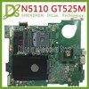 KEFU N5110 scheda madre Per DELL inspiron 15R N5510 CN-0J2WW8 0J2WW8 HM67 DDR3 GT525M 1GB scheda madre di Prova originale originale 100%