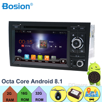 Octa Cores For Audi A4 B6 B7 S4 B7 B6 RS4 B7 SEAT with Wifi GPS Navi SWC Bluetooth Camera Canbus Support 3G/4G,DAB+,OBD,TV,TPMS