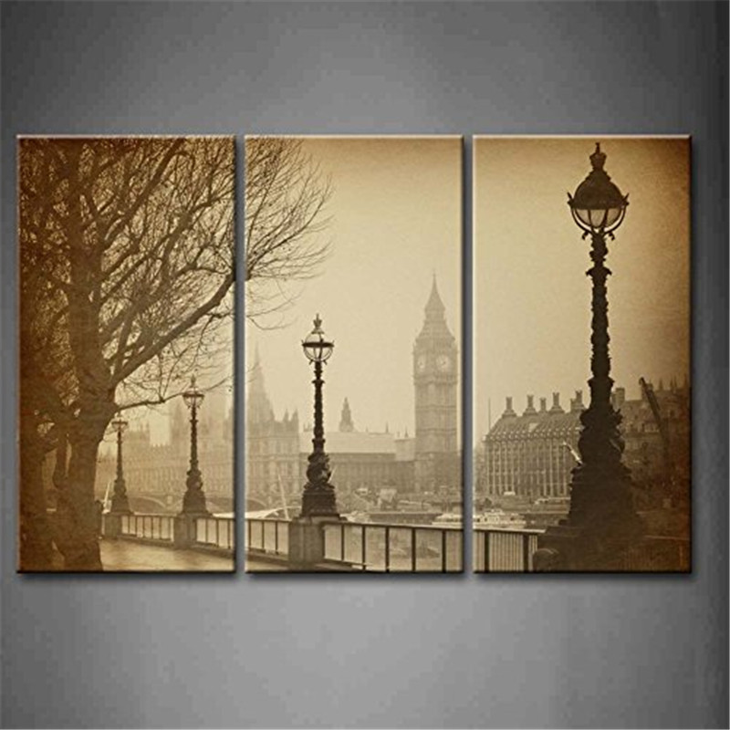 Three Panel Wall Art 3 panel canvas art promotion-shop for promotional 3 panel canvas