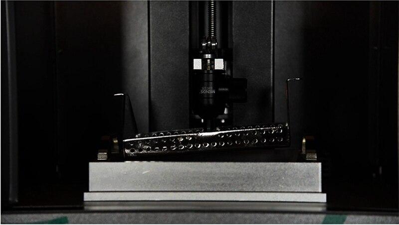 SLA 3D imprimante 405nm UV résine haute précision mini LCD 3D imprimante Photon UV photonique SLA/DLP 3D imprimante dent bijoux - 5