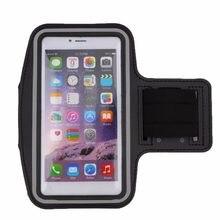 e1a38c01112 Premium funcionando bolsa correr deportes gimnasio brazalete caso  sostenedor de la cubierta para el iPhone 6