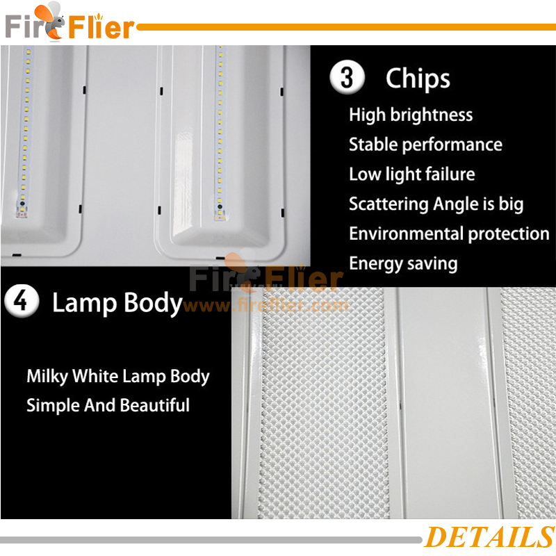 High Quality lighting characteristics