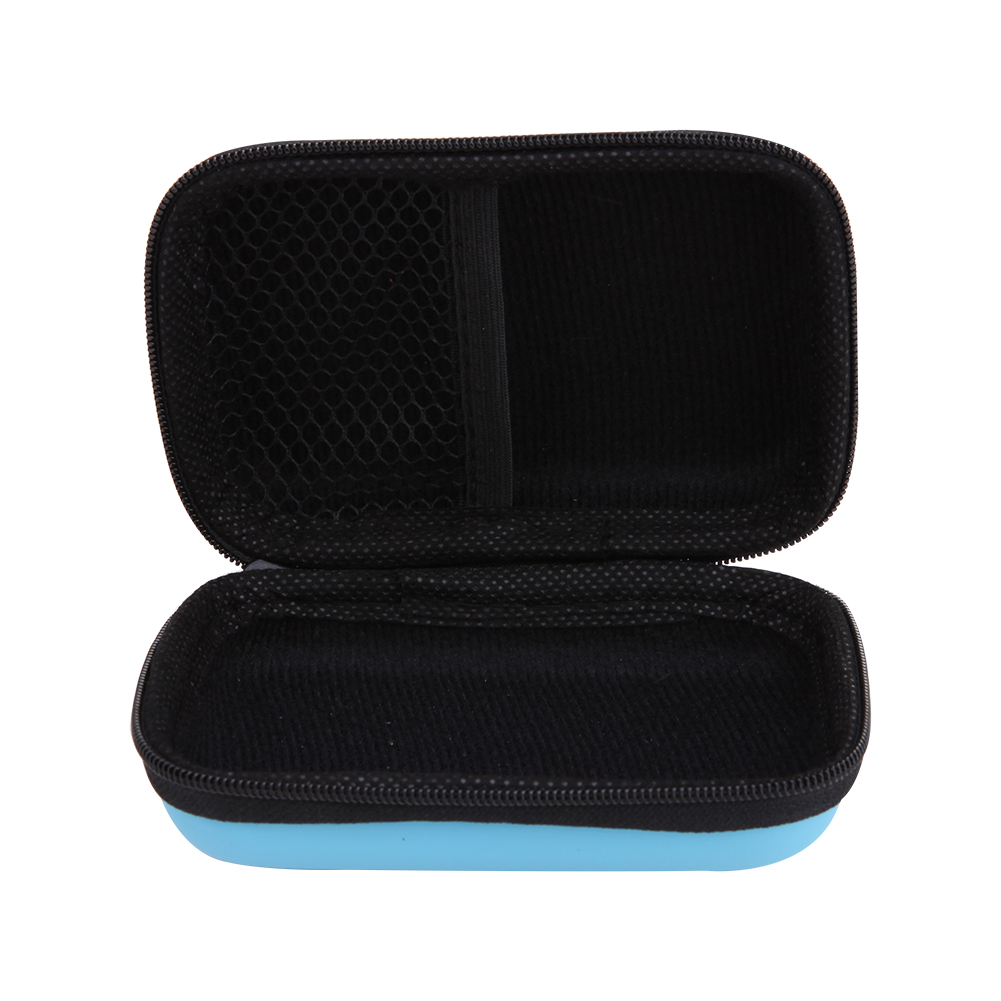 Earphone Holder Case Storage Carrying Hard Bag Box Case For Earphone Headphone Accessories Earbuds memory Card USB Cable New