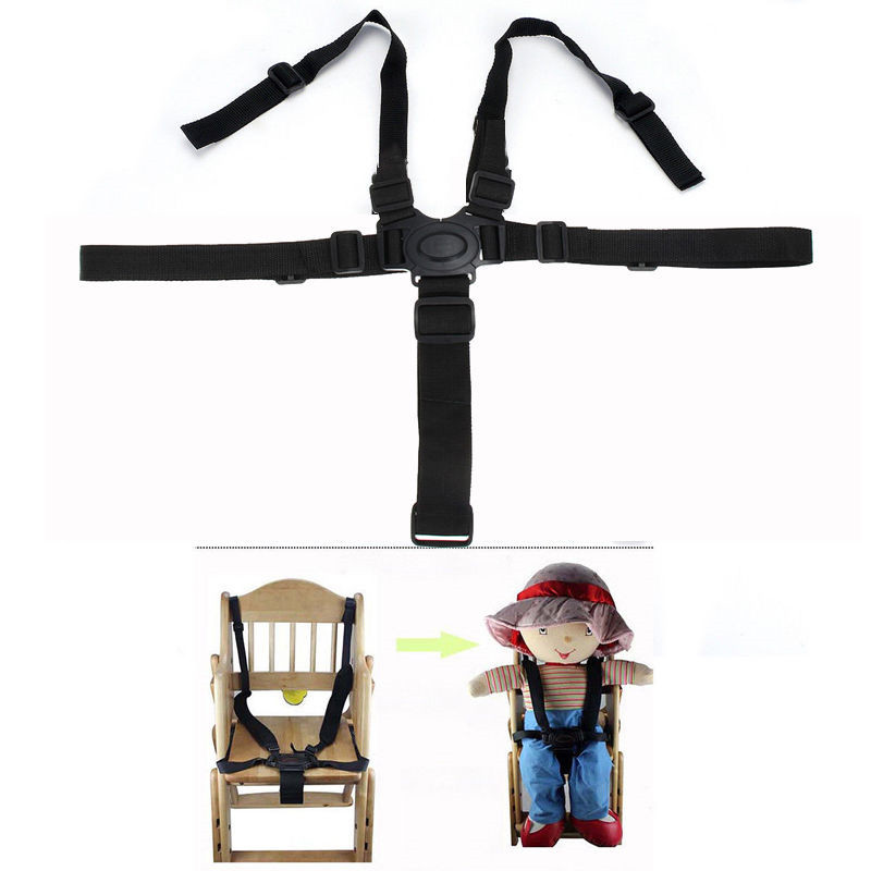 Baby Infant Safe Belt For Stroller Chair Pram Buggy Strap Harness
