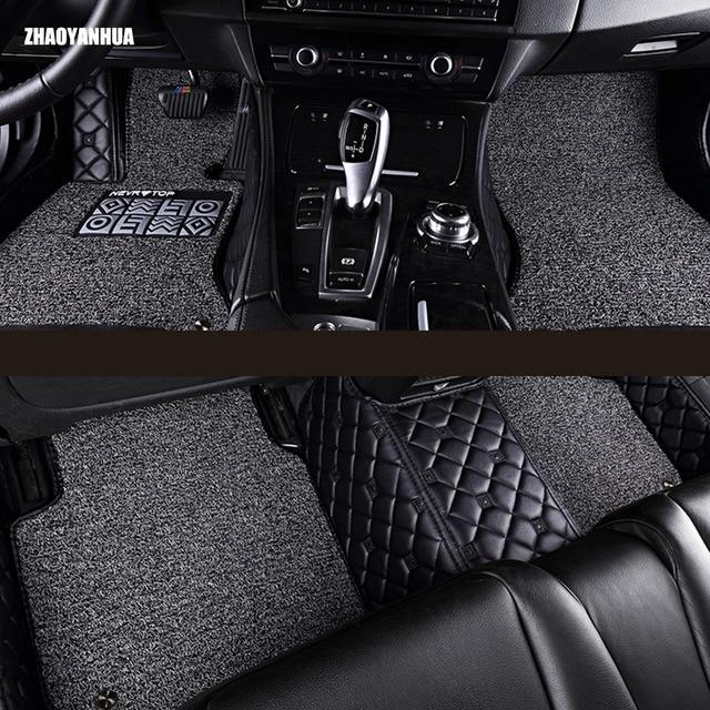 Custom Foot Case Car Floor Mats For Bmw 3 Series E90 E91 E92 E93