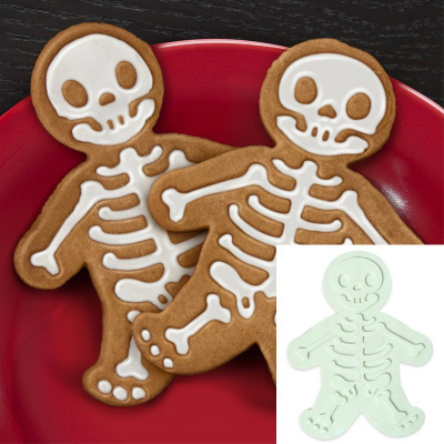 Us 1 43 10 Off Halloween Skull Stamp Sugar Cookie Cutters Gingerbread Man Cookie Mold In Cake Molds From Home Garden On Aliexpress Com Alibaba