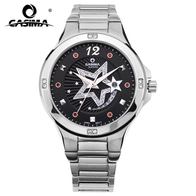 все цены на Luxury Brand Watches Women Dazzle Beauty Fashion Grace Women's Quartz Wrist Watch Stainless Steel Waterproof # 2804 онлайн