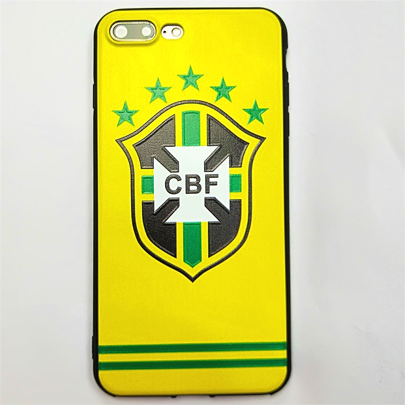 For iPhone 7 <font><b>Case</b></font> TPU concise Glossy <font><b>Smart</b></font> <font><b>Phone</b></font> Casing suit for iphone6/6s/8/8 plus/7 plus <font><b>case</b></font>