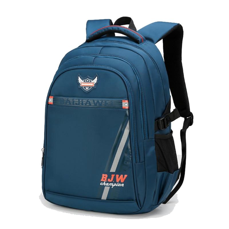 Kids Bag School-Bag Children Backpack College-Wind Girls Boys Decompression Multi-Function