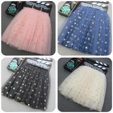 2020 Hotest Glitter Girls Ballet Tutu Baby Shiny Sequined Stars Girls Dance Skirts