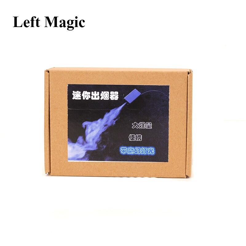 Flash Mini bras contrôle dispositif de fumée (Gimmick + enseignement en ligne) Charge tours de magie accessoires de magie mentalisme gros plan magie de rue - 6