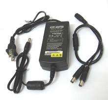 2 Ports DC ADAPTER POWER SUPPLY 1 to 2 DC 12V 2A for CCTV CAMERAS