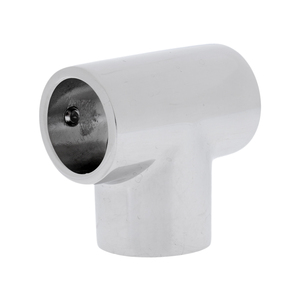 Image 5 - Heavy Duty 316 SS Boat Hand Rail Fitting  90 Degree T/Tee for 1 inch Tube Polished Marine Hardware Boat Parts & Accessories