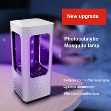 New Mosquito Lamp Household Led Killer Photocatalyst Indoor And Outdoor Worm Kill Light 2019