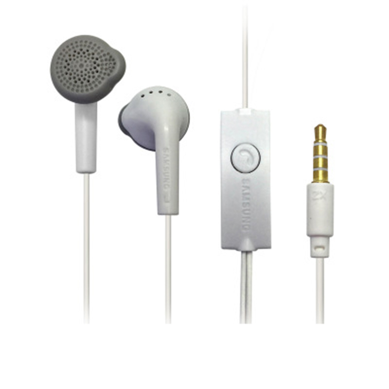 in ear Earphone EHS61 Wired with Microphone for Samsung S5830 S7562 for xiaomi earpiece for HUAWEI smart phone earphones image