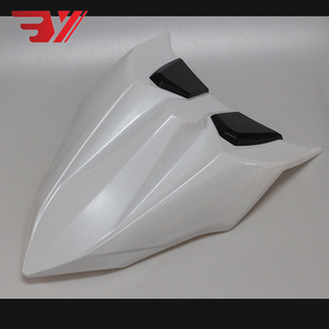 Image 5 - Motorcycle Rear Tail Section Seat Cowl Cover For Kawasaki Z650 z650 Z 650 2017 2018 Motorbike accessories Rear Seat Cover Cowl
