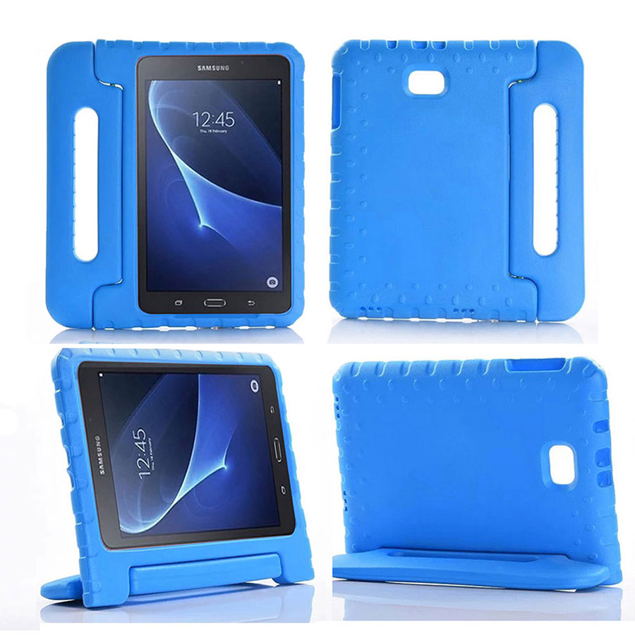 Hot Sale Kids Children Safe Rugged Proof Foam Case Handle Stand for GALAXY Tab A 10.1 T580 car seat